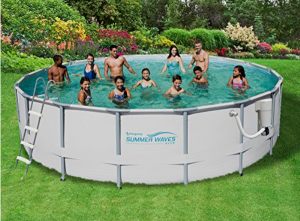Summer Waves Pool 18×52 Review