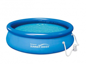 Summer Waves 10ft Quick Set Pool Review